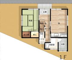 二ツ屋モデルハウス(神戸市西区)