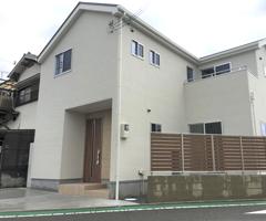 中町モデルハウス(小野市)